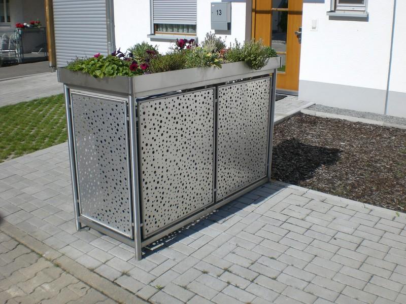 Top Klumb & Boos GmbH - Mülltonnenboxen DT83